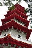 Chinese pagoda Royalty Free Stock Photography