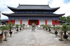 Chinese pagoda Royalty Free Stock Photos