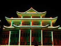 Chinese Pagoda. In Laiwo, China Royalty Free Stock Photography