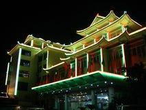 Chinese Pagoda. In Laiwo, China Stock Photos