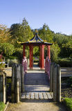 Chinese Pagoda in Bitts Park Royalty Free Stock Image