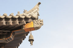 Details Chinese Pagoda stock photography