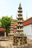 Chinese Pagoda stock images