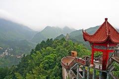 Chinese pagoda Royalty Free Stock Photography