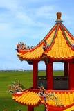 Chinese Pagoda Tower Royalty Free Stock Photo
