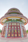 Chinese pagodas in Thailand. Beautiful architecture Stock Image