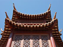 Chinese Pagode Stock Afbeelding