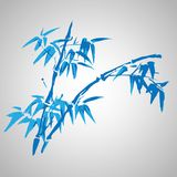 Chinese painting of flowers Stock Photography
