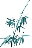 Chinese painting of flowers vector illustration