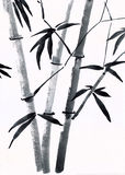 Chinese painting Stock Photography