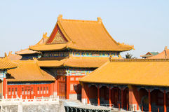 Chinese palace Stock Image