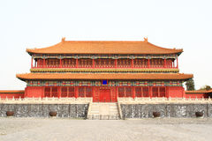 Chinese palace Stock Photography