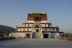 Chinese palace. Famous Chinese palace  in  Wuxi Stock Photography