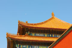 Chinese palace Stock Photos