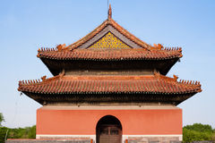 Chinese Palace Architecture Royalty Free Stock Image