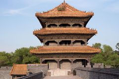Chinese Palace Architecture Royalty Free Stock Images