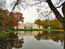 Chinese palace in Oranienbaum park, Lomonosov, Russia Stock Photo
