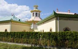 Chinese palace in Tsarskoye selo, Russia Stock Photo