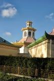 Chinese palace in Tsarskoye selo, Russia Stock Photography