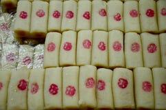 Chinese pancake made of rice-flour Royalty Free Stock Photo