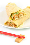 Chinese Pancakes Stock Photography