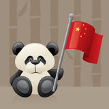 Chinese Panda Royalty Free Stock Images