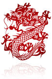 Chinese paper cut Stock Images