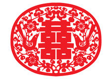 Chinese paper cutting Stock Photos