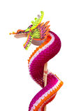 Chinese paper dragon toys Stock Image