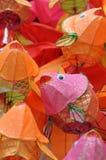 Chinese paper lanterns Royalty Free Stock Image