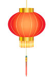 Chinese_paper_lanterns vektor illustrationer