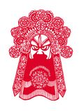Chinese Papercut art Royalty Free Stock Photos