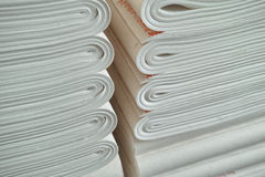 Chinese Papers Stock Image