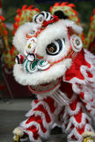 Chinese Parade. Dancing Lion, New Year Parade, Mid-Autumn Festival Royalty Free Stock Photography
