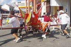 Chinese parade royalty free stock photo