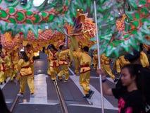 Chinese Parade 2016 San Francisco CA Royalty Free Stock Images