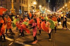 Chinese Parade 2016 San Francisco CA Royalty Free Stock Photo