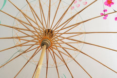 Chinese parasol. Stock Photos