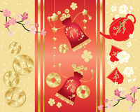 Chinese party Stock Photography