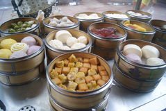 Chinese pastry Royalty Free Stock Photography