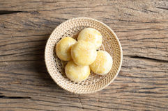 Chinese pastry Royalty Free Stock Images