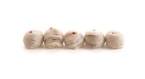 Chinese Pastry-Mung Bean Stock Photo