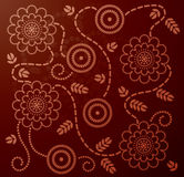 Chinese pattern Stock Photography