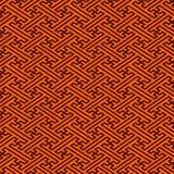 Chinese Pattern Background Stock Image