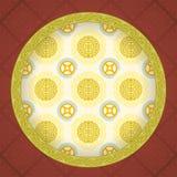 Chinese Pattern Design Royalty Free Stock Photos