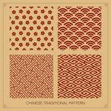 Chinese pattern design Stock Image