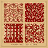 Chinese pattern design Royalty Free Stock Photo