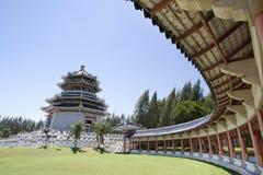 Chinese pavilion Royalty Free Stock Photos