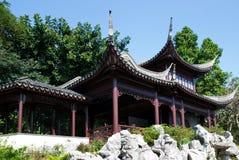 Chinese Pavilion Royalty Free Stock Image