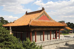 Chinese Pavilion Buildings Stock Photography